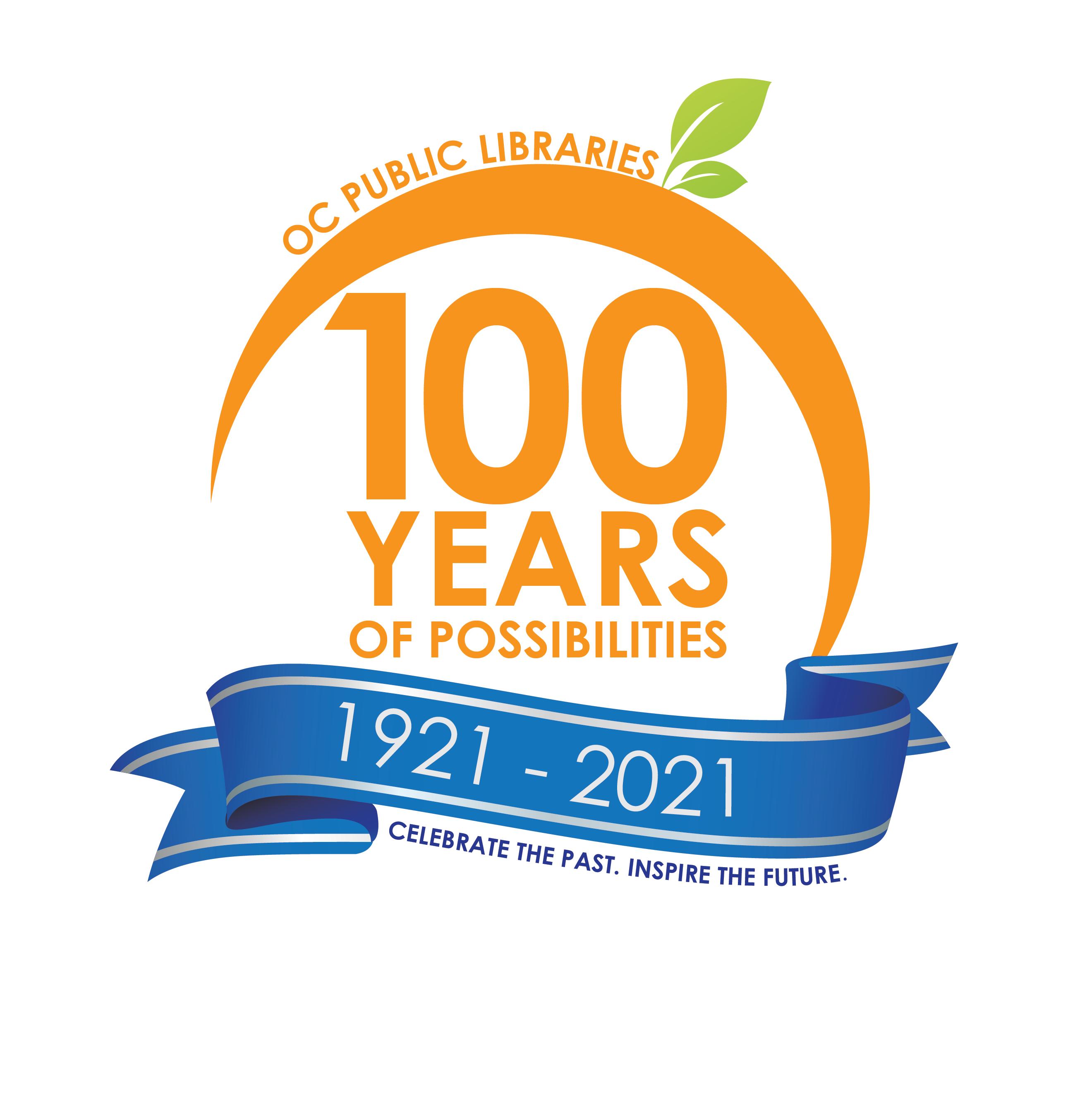 100 Logo round